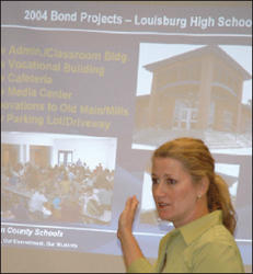 School bond community meetings continue in Bunn