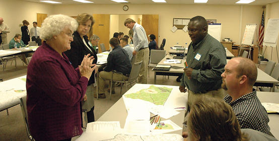 More community participation sought to map out growth