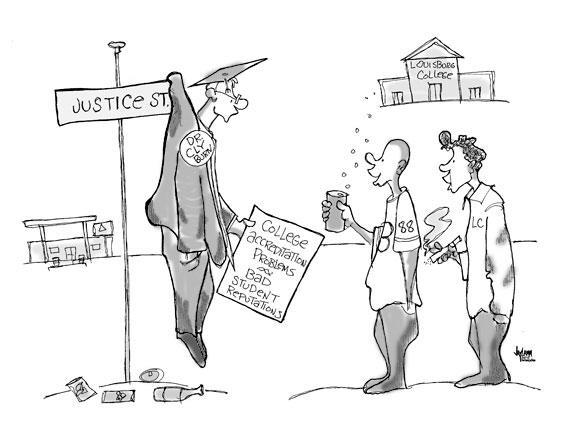 Cartoon Caption Challenge for 12-19-2007