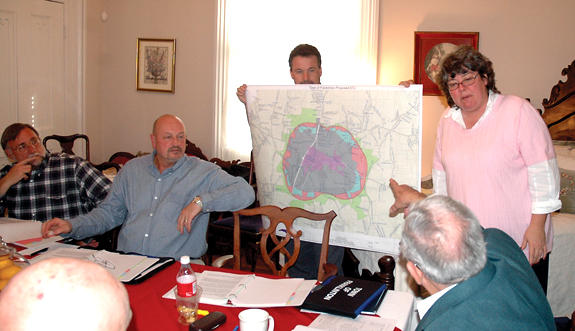 <i>Commissioners focusing in on Franklinton's future with 20/20 in mind</i>
