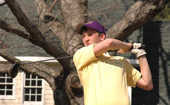 Wildcats win prep golf event