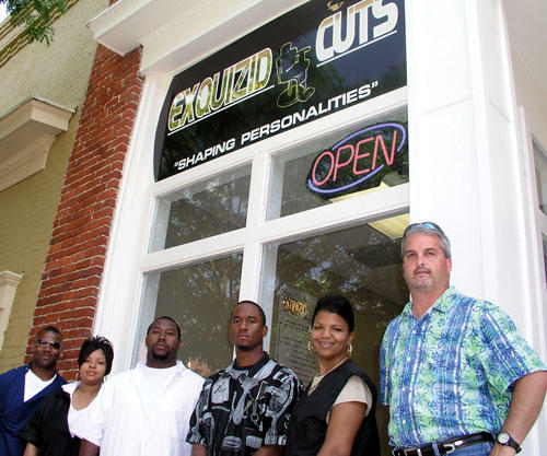 <FONT SIZE=3>Bringing Louisburg�s downtown to life one business at a time