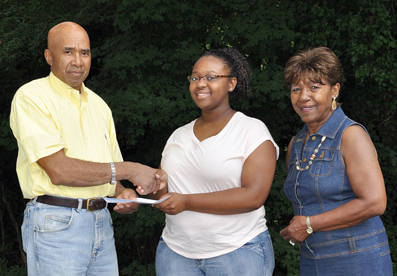 <i>Scholarships aid two students</i>