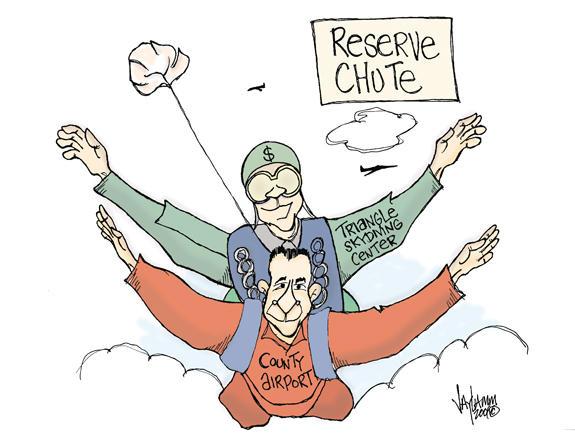 Editorial Cartoon: Crazy About Elvis