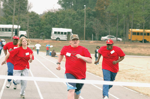 Special Olympics: March 27