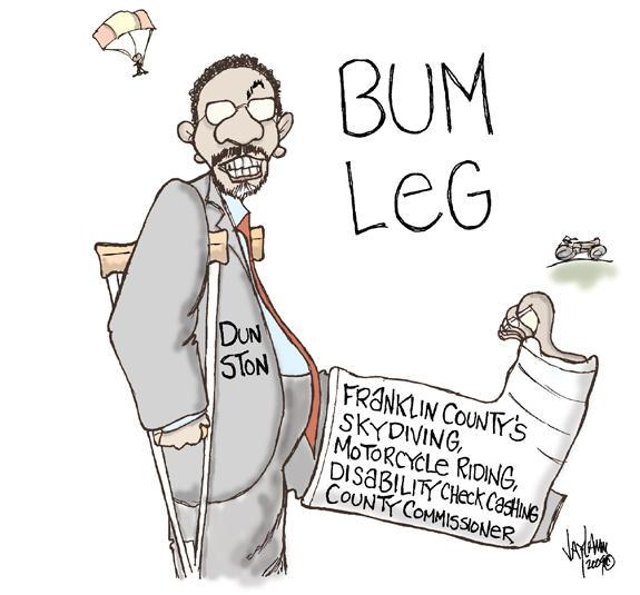Editorial Cartoon: Sky Jiving