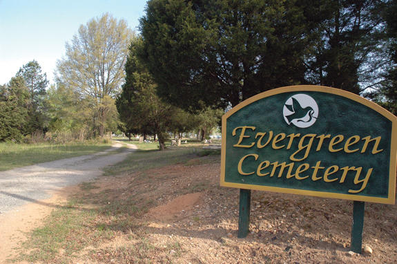 Franklinton commissioners address issues: Residents want cemetery annexed and cared for by town