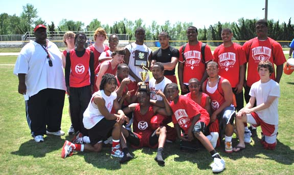 FRANKLIN COUNTY TRACK CHAMPIONSHIP WINNERS - HIGH SCHOOL BOYS - FRANKLINTON