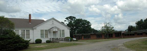 Non-profit looks to rehab school property