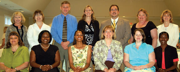 FCS honors top teachers