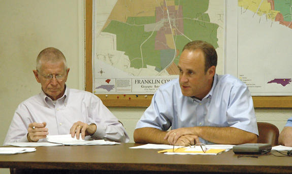 Youngsville budget raises taxes and utility rates