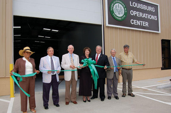 Operations Center grand opening