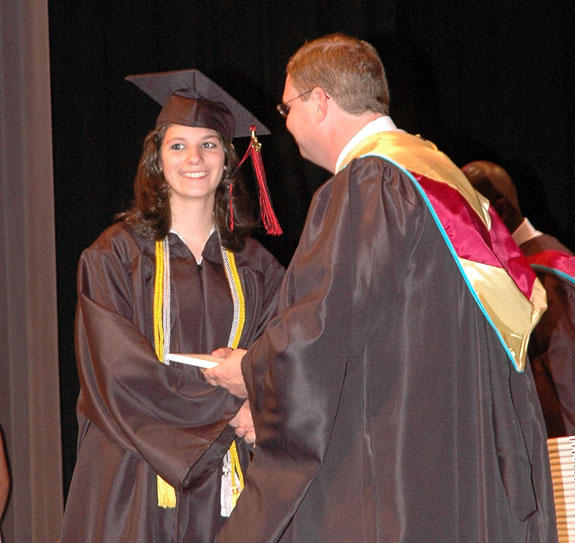 Graduation '09 scrapbook