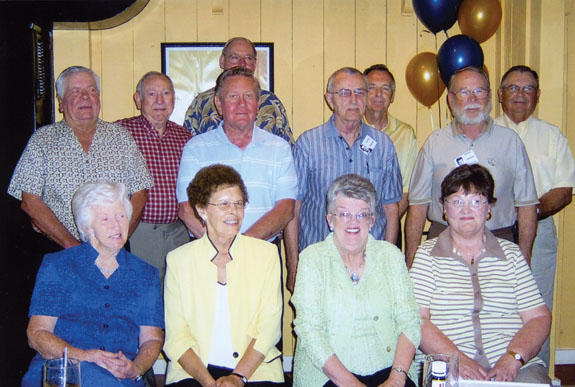 Gold Sand class of 1959 reunion