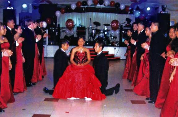 Quinceañera is an amazing party