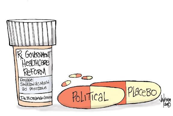 Editorial Cartoon: The Morning After Nov. 4th Pill
