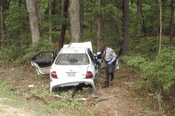 Two fatal wrecks