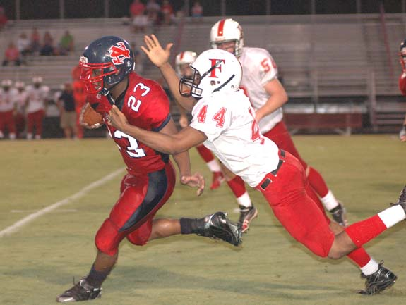 Firebirds Hold Off Red Rams