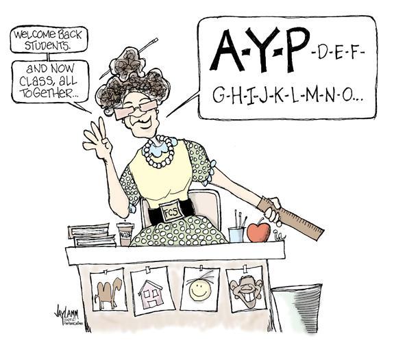 Editorial Cartoon: Bonus Question