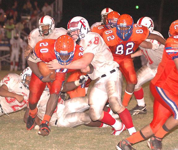 Backyard Football 2009: The Franklin Times