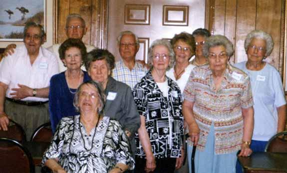 Mills High School Class of 1942