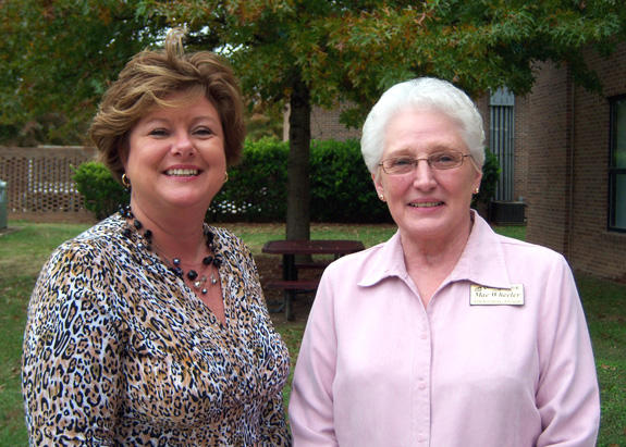 Wheeler retires after 17 years at VGCC Franklin Campus