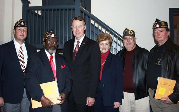 Louisburg College hosts musical performance honoring veterans