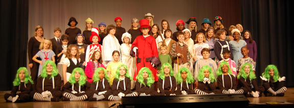 """Willy Wonka Jr."" to be presented at Granville Little Theatre"
