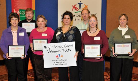 Touchstone Energy Bright Ideas education grants awarded