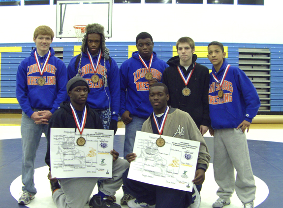 LHS MEDALISTS