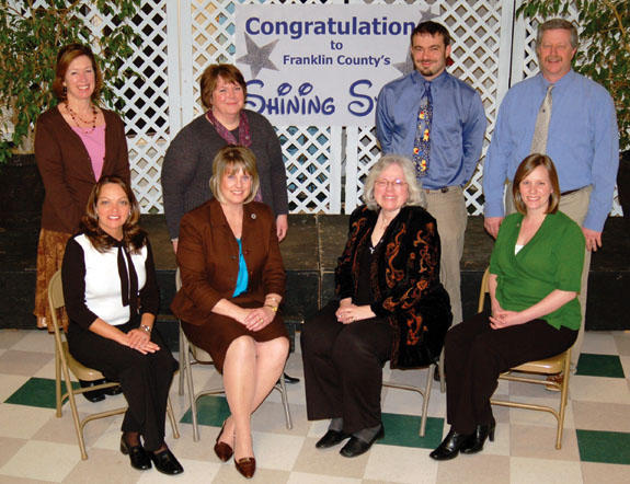 Eight FCS teachers earn their National Board Certification