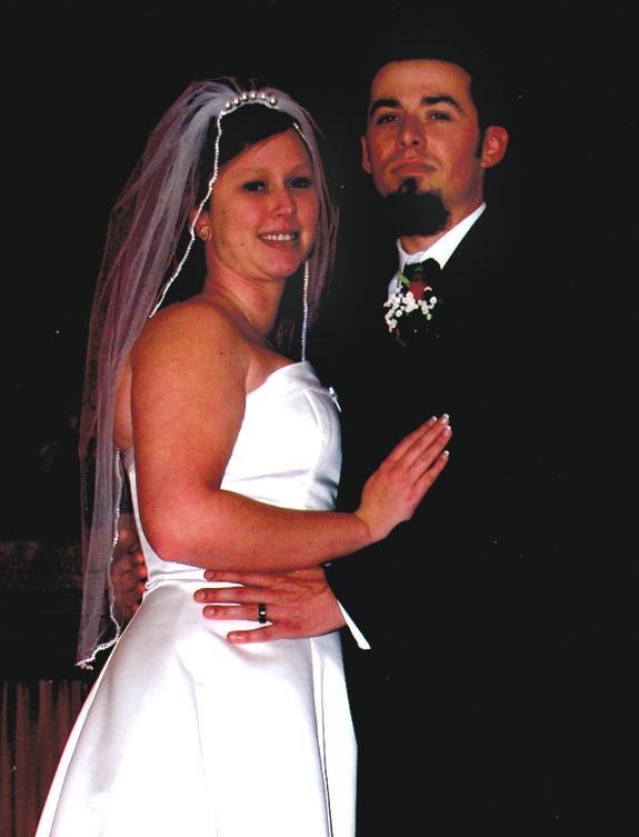 Williford, Johnson wed