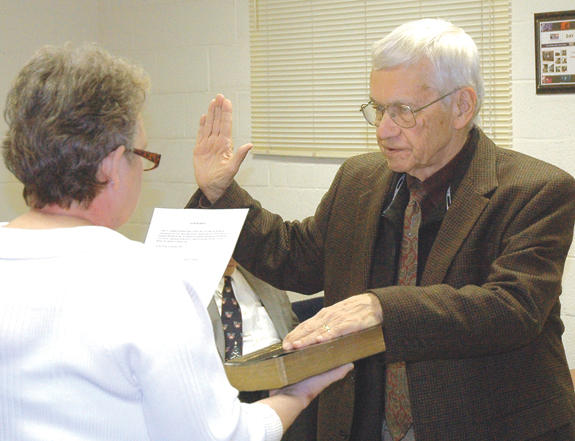 Dr. Al Corpening, Youngsville town commissioner, dies
