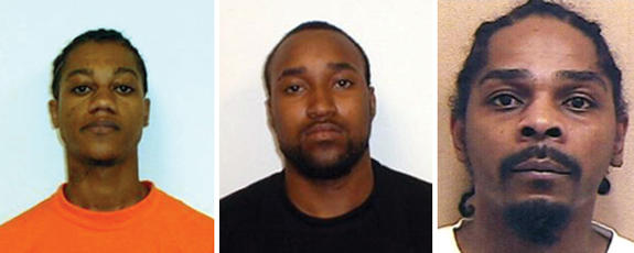 More arrests made in Perry murder