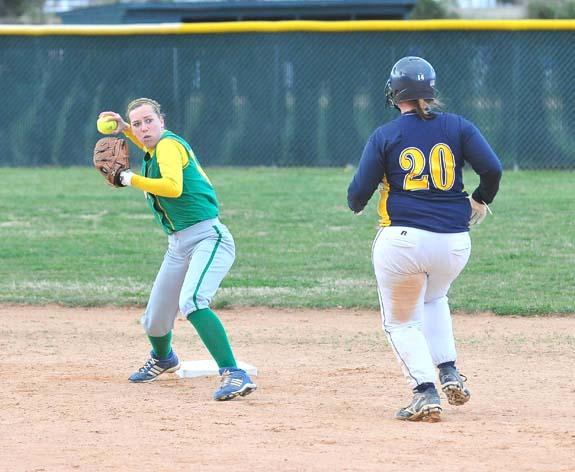Ladycats stopped by Northern Vance