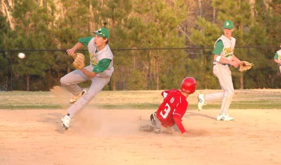 BHS holds off Red Rams on diamond