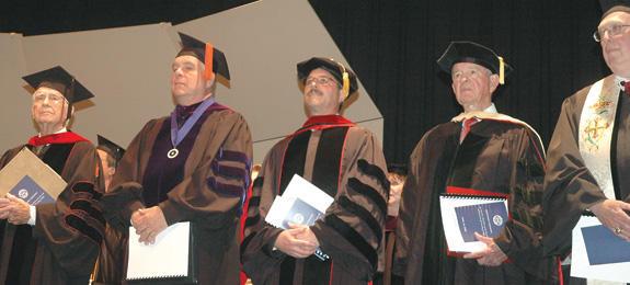 Louisburg College installs La Branche as president