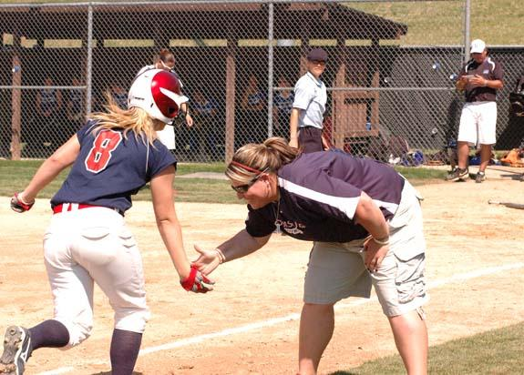 Louisburg softball back on track