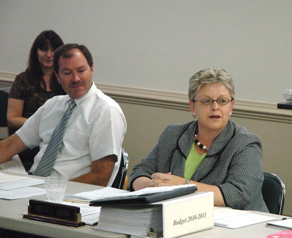 County starts hashing out budget