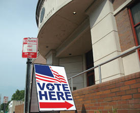 Early voting begins for primary runoff election