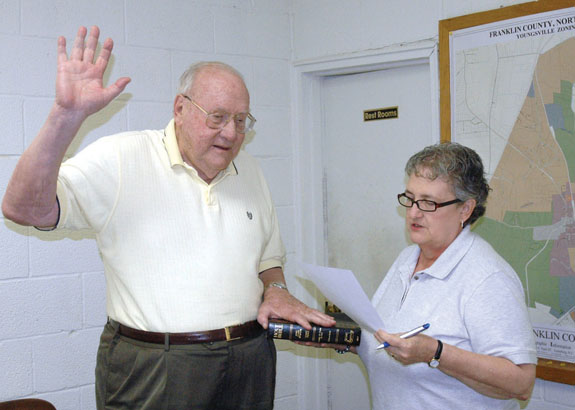 Youngsville adopts budget