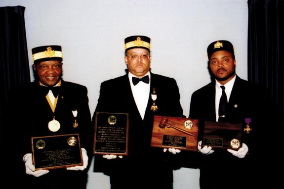 Consistory wins four awards
