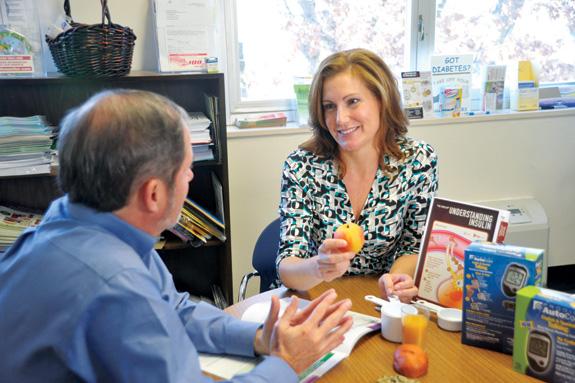 Franklin Regional diabetes program receives recognition