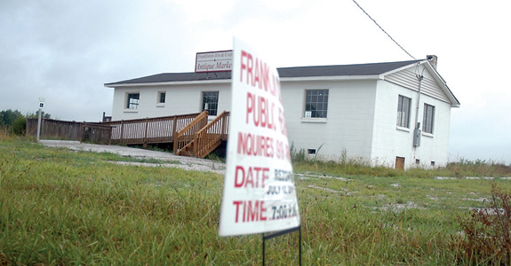 Commissioners favor rural life over convenience store