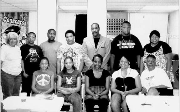 Franklin County NAACP Youth Branch meeting