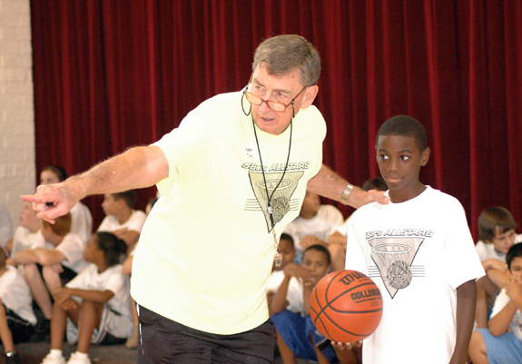 56 REASONS...<br>To Love Basketball Camp