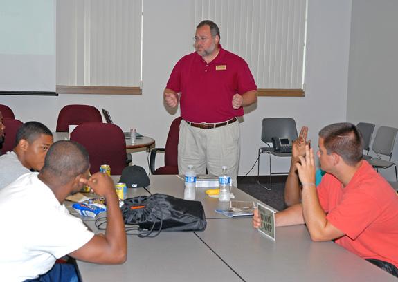 "Vance-Granville CC hosts a ""boot camp"""