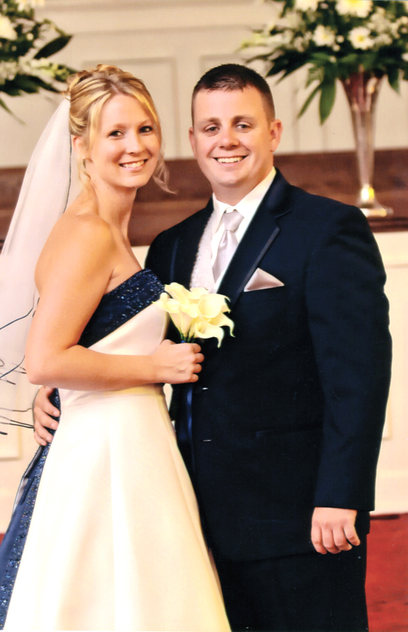 Watkins, Massey marry