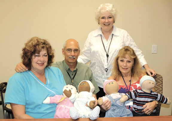 Samantha Doll Ministry offers comfort during trying times