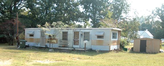 Franklinton sets aside funds for mobile home cleanup